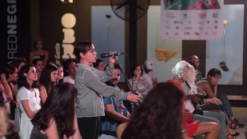 Darsi Fernández. Foto: Rolo Cabrera