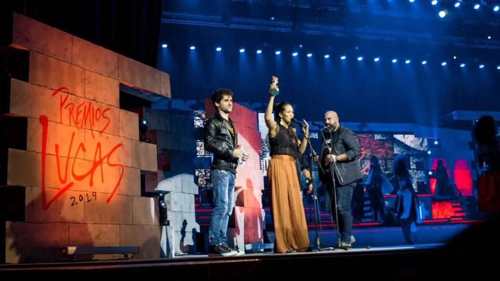 El videoclip LIbre, de Eme Alfonso y dirigido por Nelson Ponce, Raupa y Mola, se llevó 9 de 11 posibles galardones. Foto: Rolo Cabrera
