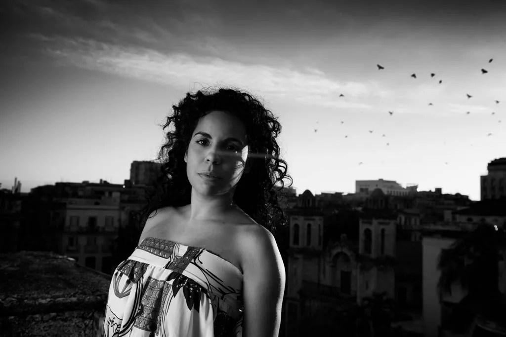 Danay Suárez. Photo: Evelyn Sosa.