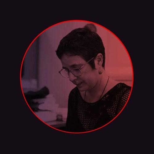 Miriam Escudero. Photo: Fabrizio Sansoni.