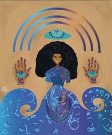 Aymée Nuviola. Ilustración: Ixchel Casado