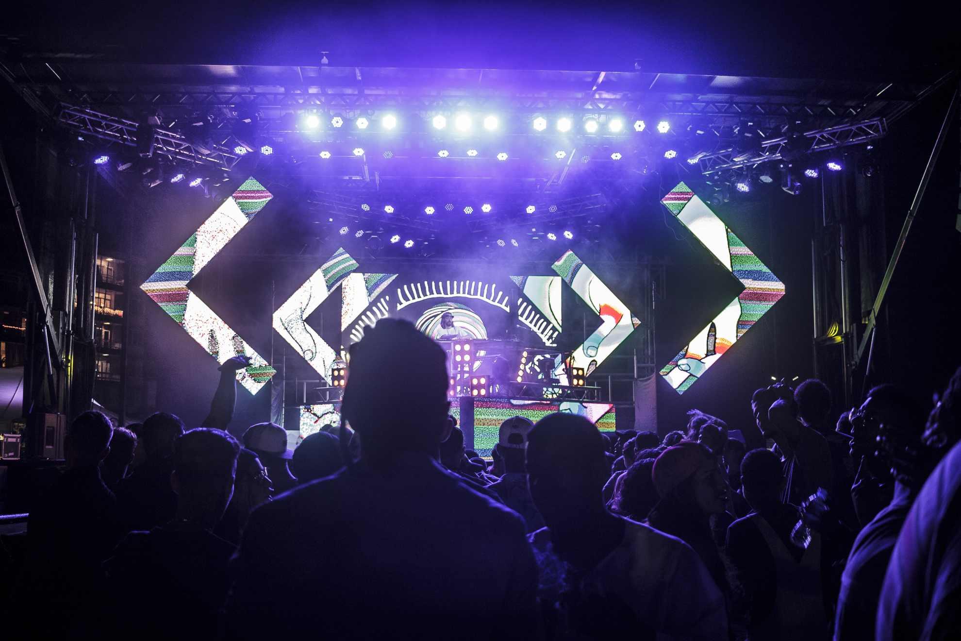 Festival Eyeife. Foto: Eduardo Reyes.