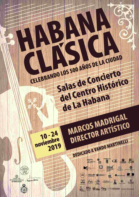 Festival Habana Clásica 2019.