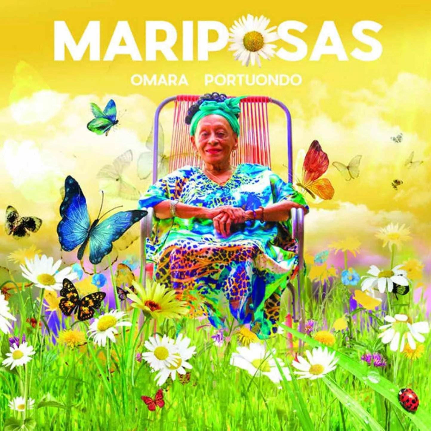 Portada del álbum Mariposas.