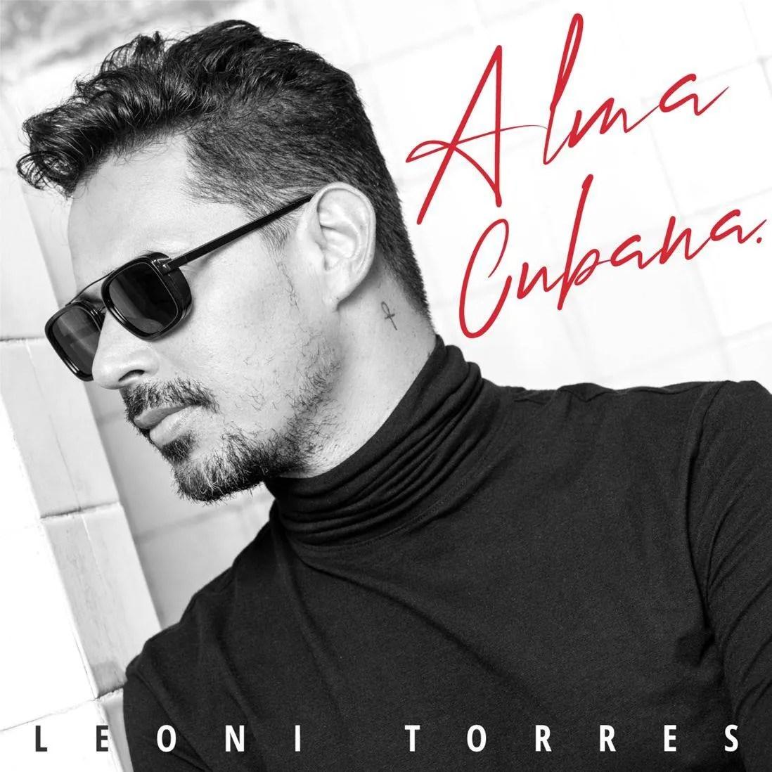Portada del álbum Alma cubana.