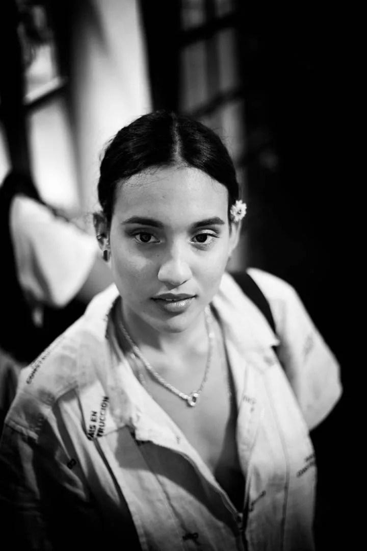 María, 2019. Foto: Evelyn Sosa Rojas.