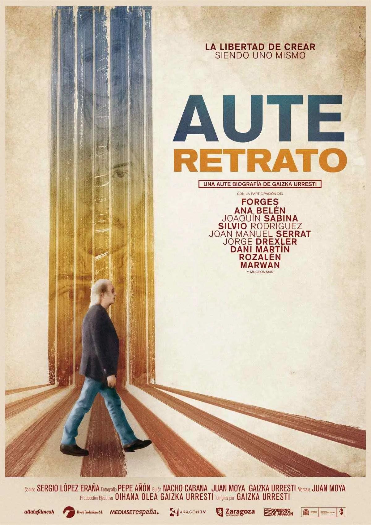 El documental Aute Retrato es una de las propuestas de la Consejería Cultural de la Embajada de España en este Cubadisco.