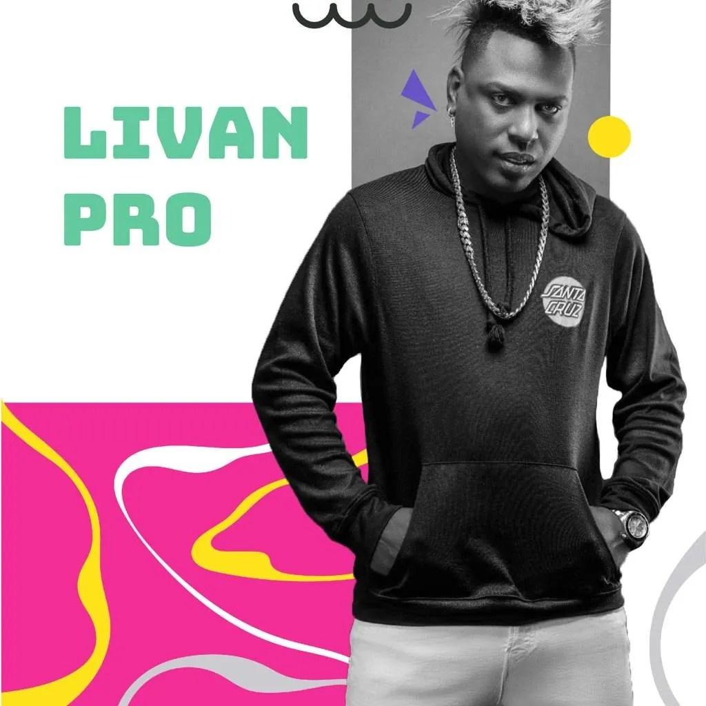 Livan Pro. Foto: Tomada de las redes sociales / Diseño: Marlene P. Posada.