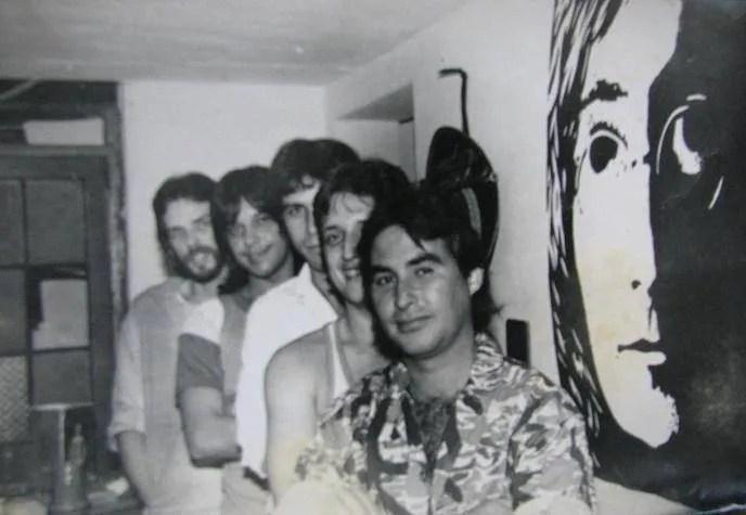Gens, primera generación. Foto: Cortesía de la banda.