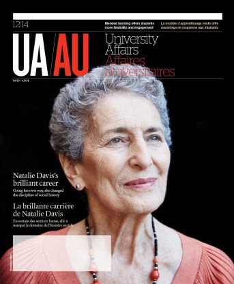Magazine of the Year (Professional): University Affairs