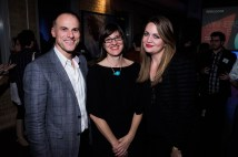 Winners' Circle : an Exclusive Event for Winners & Nominees of the National Magazine Awards. The Spoke Club, Toronto, Nov. 25, 2015. (Steven Goetz/For National Magazine Awards Foundation)