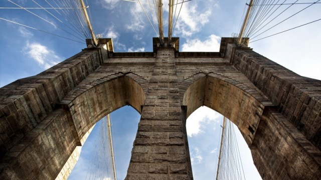 Brooklyn Bridge, Connector Of Two Cities