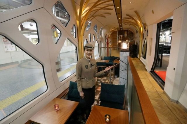 Japan Bringing Most Luxurious Train Journey