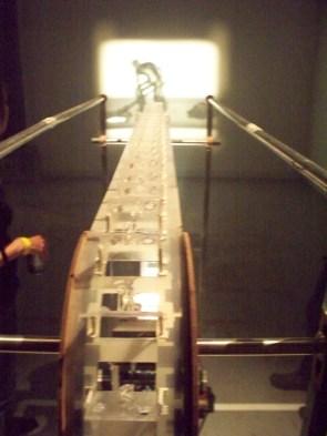 Julien Maire, Men at work, film 3D