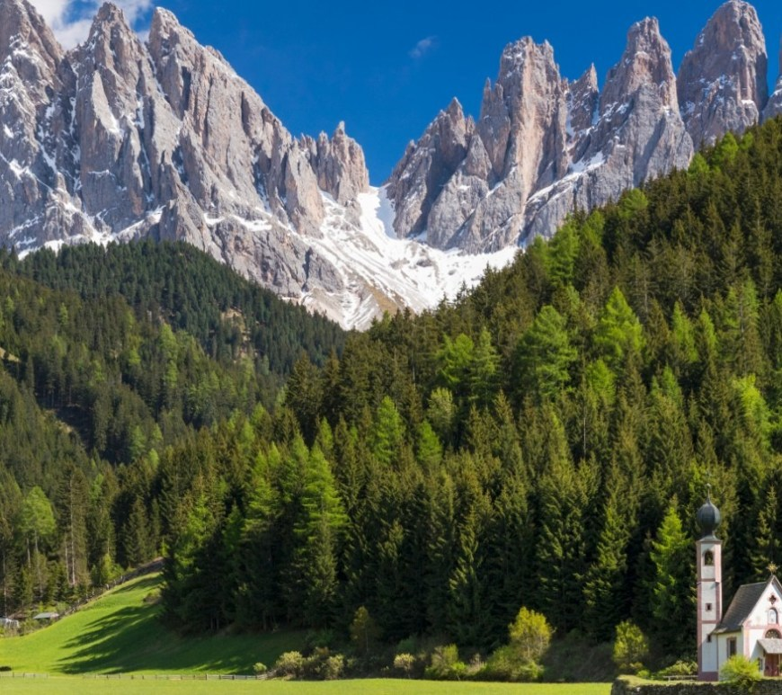 Dolomites banner