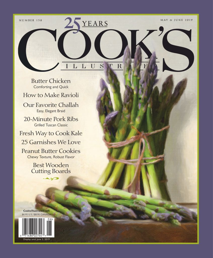 Cook 39 s Illustrated – May 2019