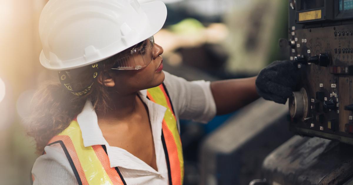Femme 4.0 - Secteur manufacturier