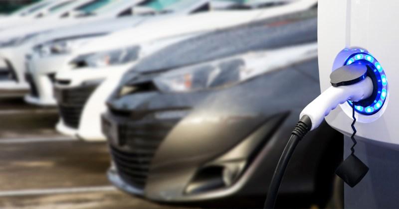 Charge pour véhicules électriques