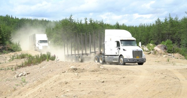 Conduite automatisée de camions