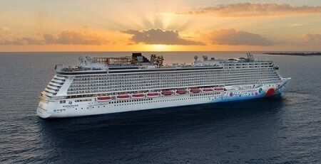 NORWEGIAN CRUISE LINE CONTINUES TO PAY FOR HIS AWARDED