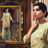Alkaram Studio Festive Lawn Eid Collection 2018