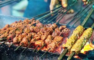 BarBQ Smoke can also cause cancer