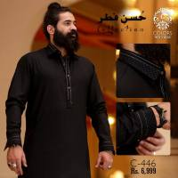Eid Kurta men's collection by Husn-E-Fitr 2018 by colors (1)