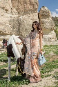 Eid Lawn Collection 2018 By Saadia Asad