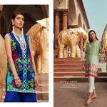 Ethnic By Outfitters Unstitch Eid Lawn 2018 (7)