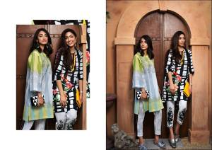 Ethnic by Outfitters Casual Ready to Wear Eid Catalogue 2018 (11)