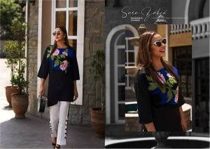 Ethnic by Outfitters Casual Ready to Wear Eid Catalogue 2018 (3)