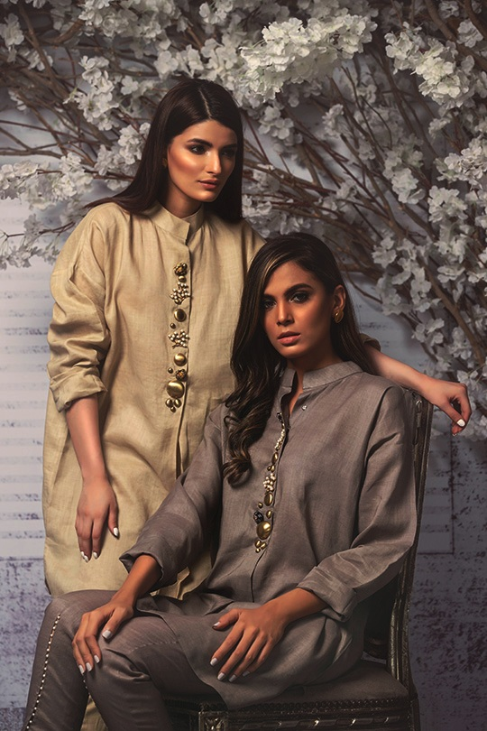 FARNAZ MUSTAFA'S EID DRESSES COLLECTION 2018 (1)