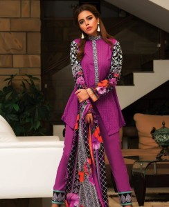 House Of Ittehad Festive Eid Dress 2018 (10)