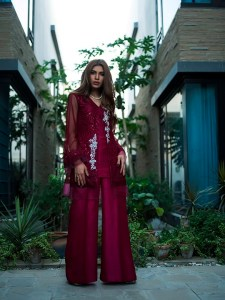 Luxury Eid Dresses Collection 2018 by Zainab Chottani (2)