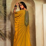 Luxury Silk Wear Collection 2018 by Farida Hasan (10)