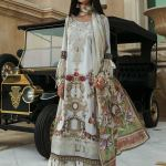 Maria B Lawn Eid Dresses Collection 2018 (13)