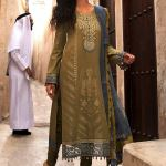 Maria B Lawn Eid Dresses Collection 2018 (6)