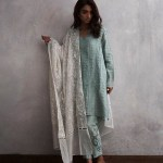 Nida Azwer Eid Festive Dresses Collection 2018 (3)