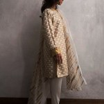 Nida Azwer Eid Festive Dresses Collection 2018 (4)