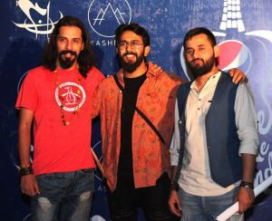 Release of Pepsi's debut albums Battle of the Bands (37)