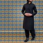 Saeed Ajmal Men Eid Kurta Collection 2018