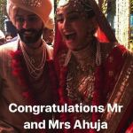 Sonam Kapoor & Anand Ahuja Wedding Pictures and Video (4)