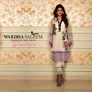 Wardha Saleem Festive Dresses Eid Dresses 2018 (3)