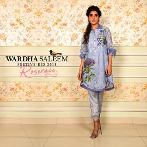 Wardha Saleem Festive Dresses Eid Dresses 2018 (7)