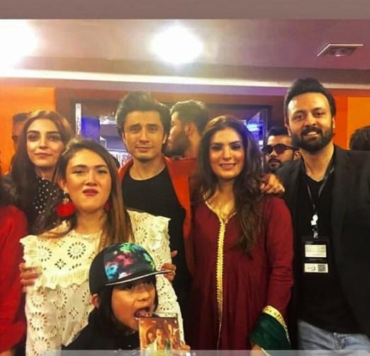 Ali Zafar New Movie Teefa in Trouble Trailer Launch Event (1)