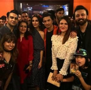 Ali Zafar New Movie Teefa in Trouble Trailer Launch Event (2)