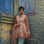 Girls Eid Festive Latest Trendy Dresses 2018 (1)
