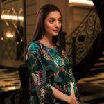 Girls Eid Festive Latest Trendy Dresses 2018 (3)