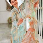 Gul Ahmed Luxury Eid Festival Dresses 2018 (10)
