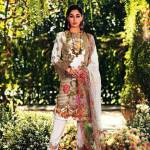 Gul Ahmed Luxury Eid Festival Dresses 2018 (12)